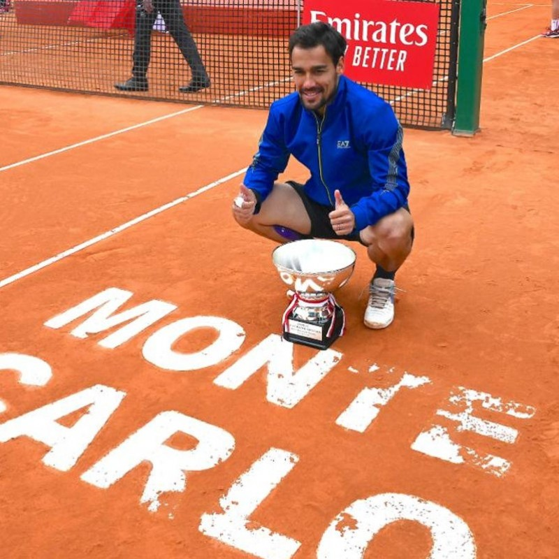 2 Players' Box Tickets to the ATP Monte-Carlo Rolex Masters on April 14 2020