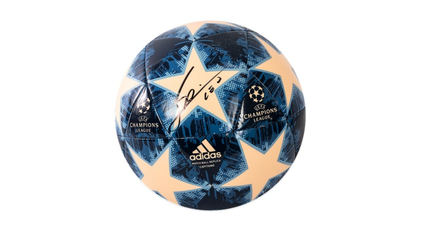 Lionel Messi Hand Signed Soccer Ball