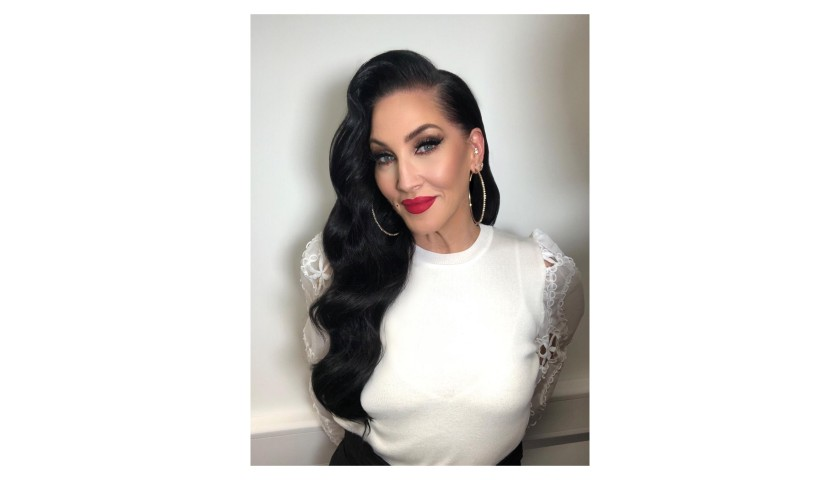 Win a Personalised Christmas Message from Michelle Visage