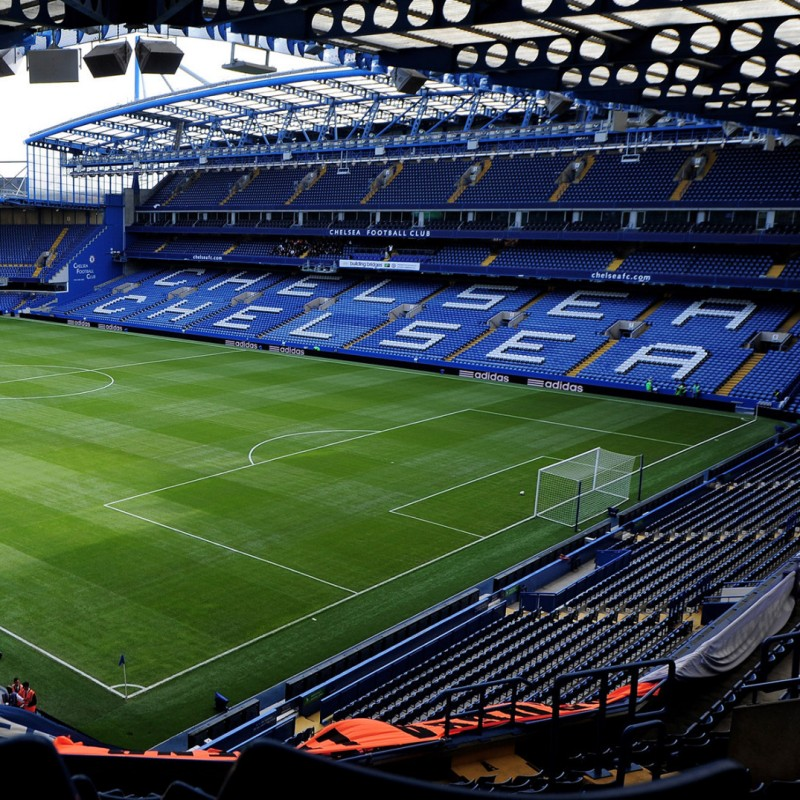 VIP tickets to a Chelsea Champions League match in the VIP sponsor area