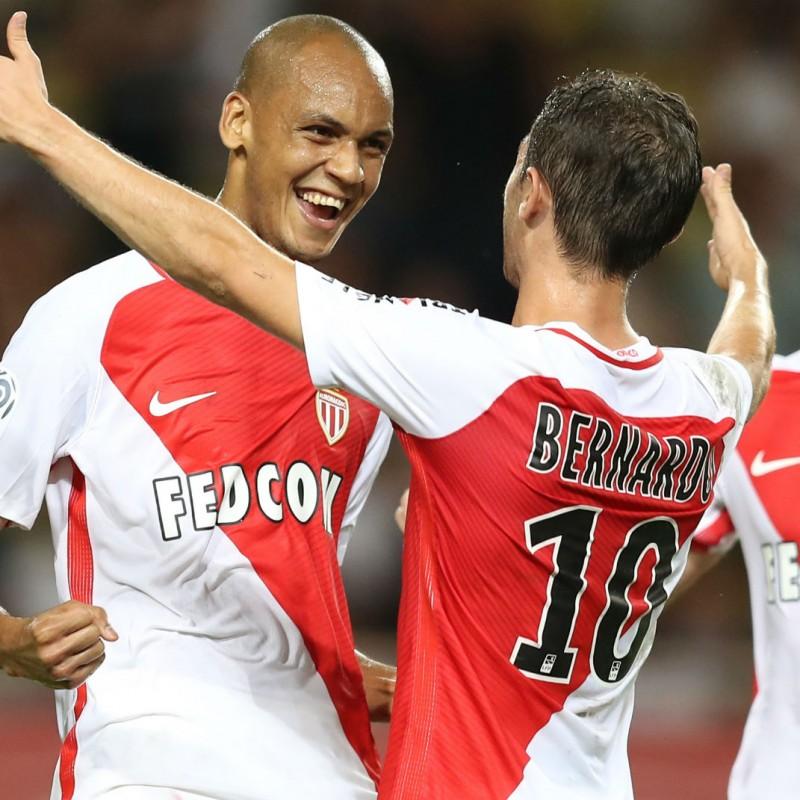 Bernardo Match issued/worn shirt, 2016/17 - Signed