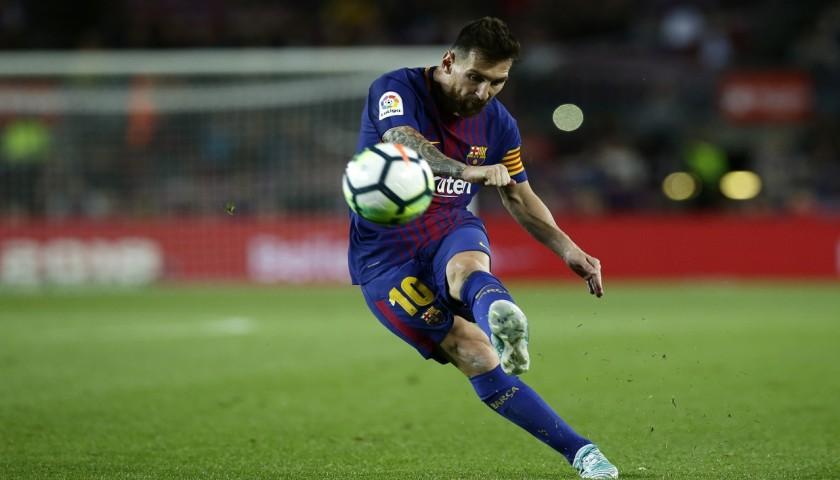 priorità Bagnare speranza  Adidas Nemeziz Boots - Signed by Lionel Messi - CharityStars