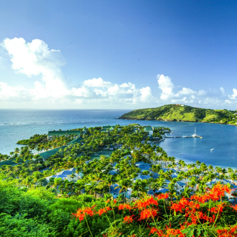 Escape to St. James Club and Villas, Antigua