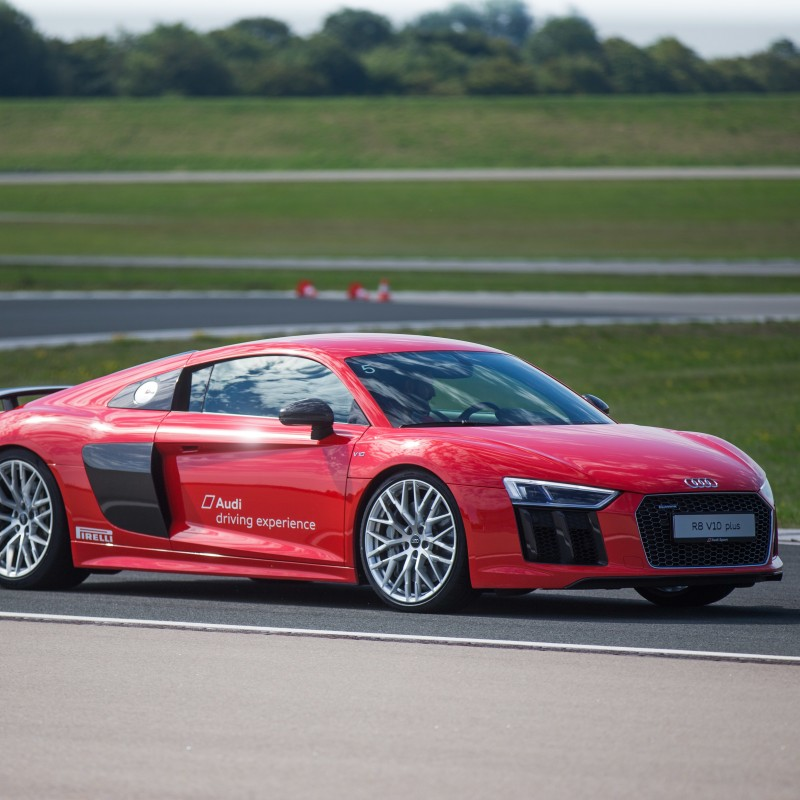 Audi Driving Experience for 2