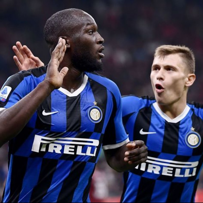 Attend Inter-Juventus from the 1st red round