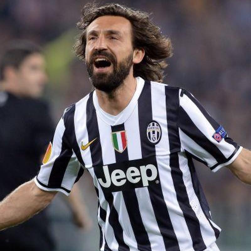 Pirlo's Juventus Rain Jacket, 2016/17