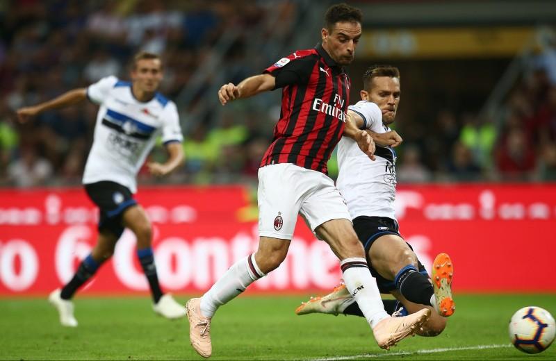 Adidas Boots Worn by Bonaventura for AC Milan vs Atalanta