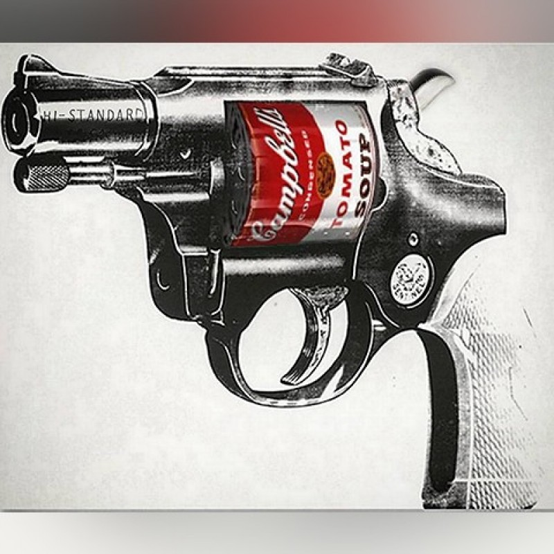 """""""Soup Gun"""" by Tony Leone"""