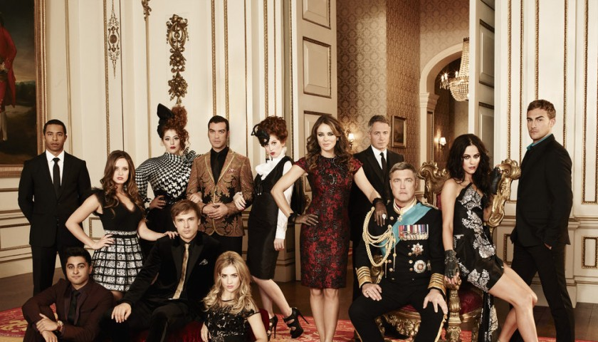 "Be an Extra on the Set of ""The Royals"""
