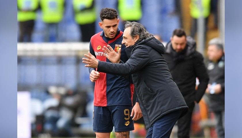 Meet Prandelli and See a Genoa Training Session from Pitchside