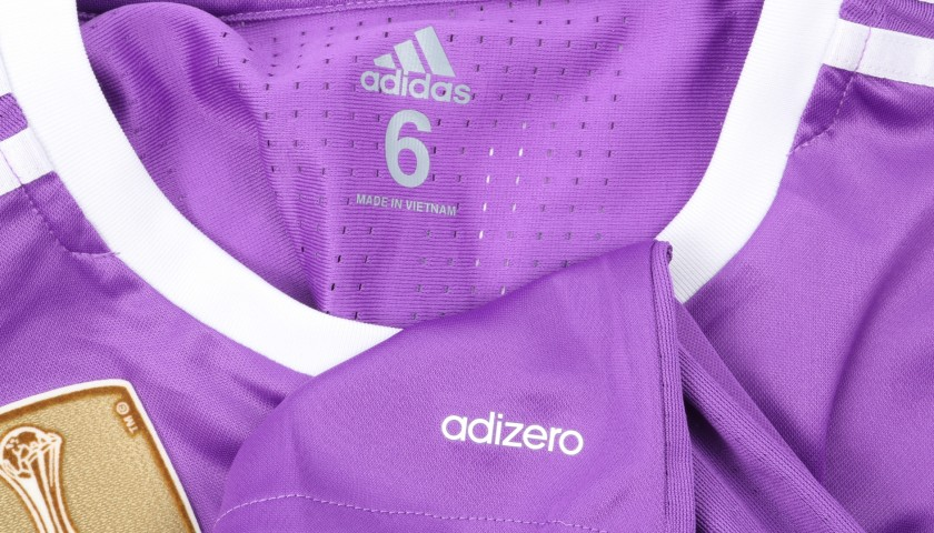 Bale's Match Shirt, Valencia-Real Madrid 2016