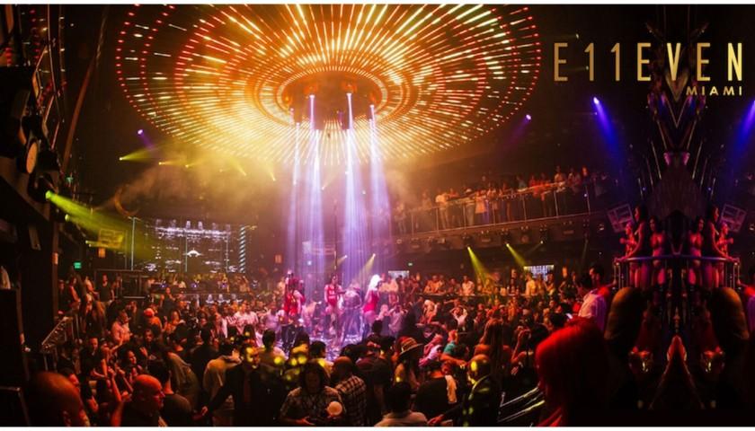 $1,000 VIP Bottle Service at E11EVEN Miami