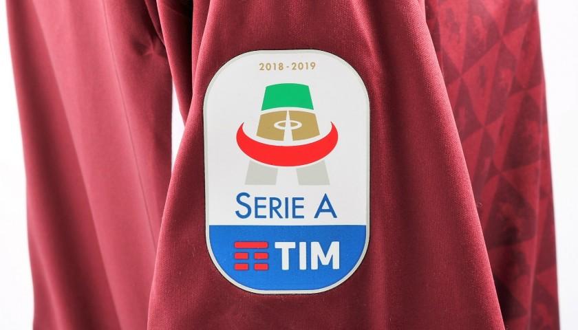 Belotti's Official Torino Signed Shirt, 2018/19 Season