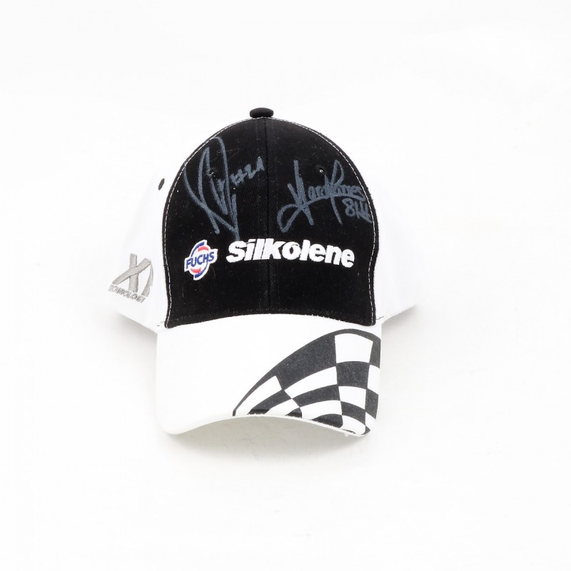 """""""Fuchs"""" Cap, Autographed by Torres and Reiterberger"""