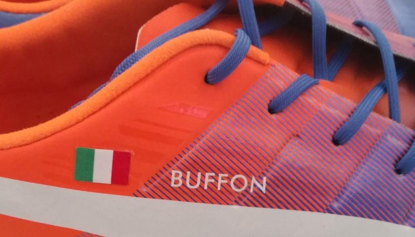 Scarpe Puma Evopower Buffon, preparate Serie A 201617