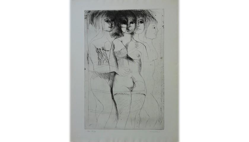 """Untitled"" by Bruno Cassinari"