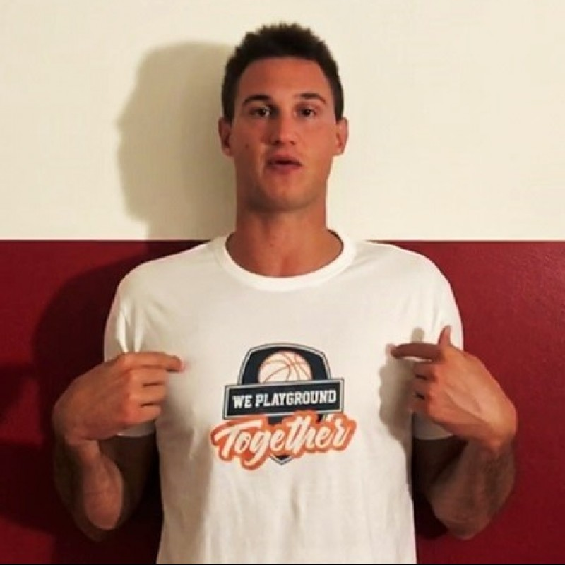 Danilo Gallinari's 'We Playground Together' Collection