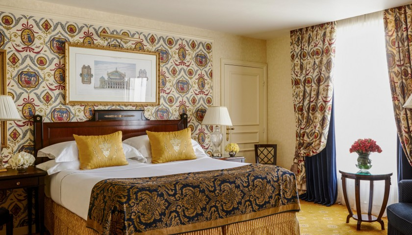 2 Glamorous Nights in Paris at the InterContinental Le Grand with Airfare