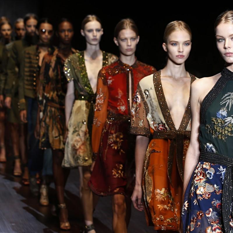 In prima fila alle sfilate della fashion week di Milano