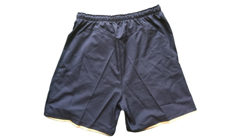 Marchisio's Juventus Match Shorts, 2008/09