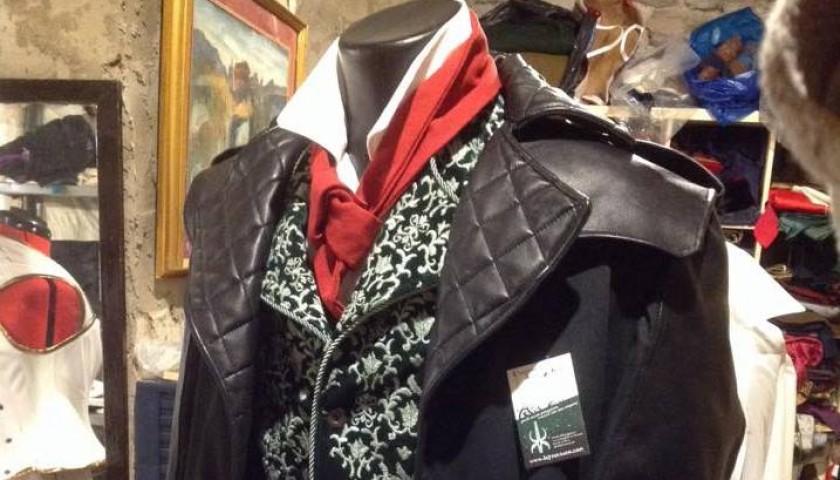 Assassin S Creed Cosplayer Costume Charitystars