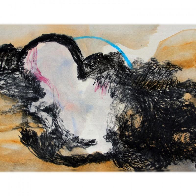 """""""Gli Affanni di Goya"""" by Guido Nosari, 2019"""