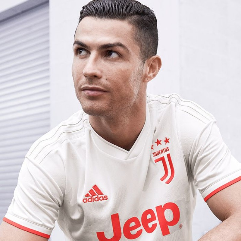 Ronaldo's Official Juventus 2019/20 Signed Shirt