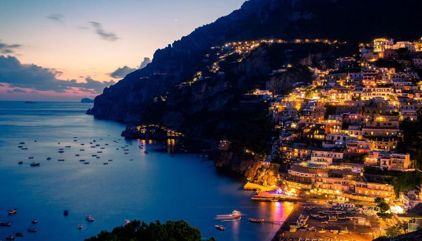 Enjoy a Starlit Amalfi Cruise on a Private Yacht