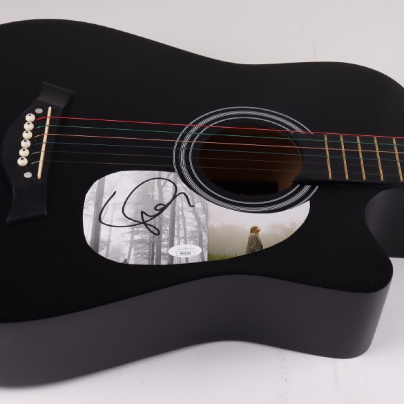 Taylor Swift Signed Guitar