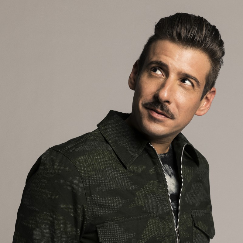 Francesco Gabbani Signed MTV Box