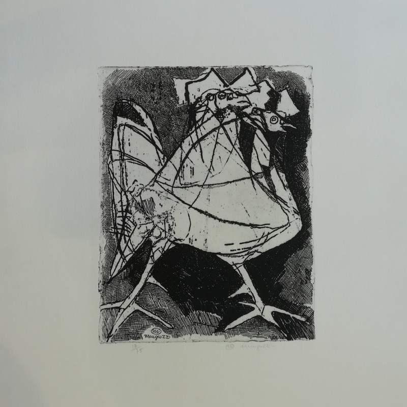 """Untitled"" by Luciano Minguzzi"