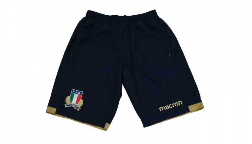 Matteo Minozzi's FIR Shorts