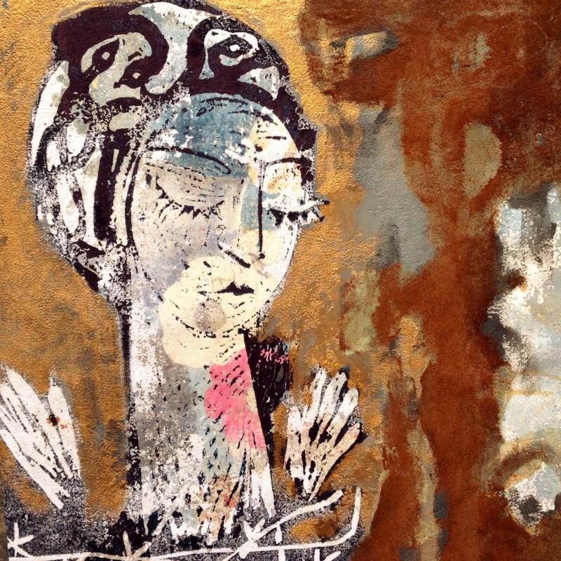 """""""La vaniteuse"""" by Cécile Guicheteau"""