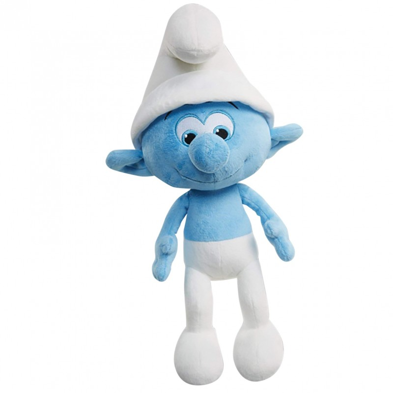Donate a Stuffed Smurf