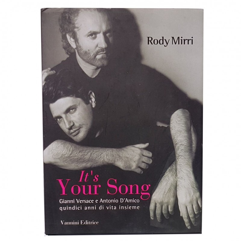 """It's Your Song"" Book Signed by Antonio D'Amico"