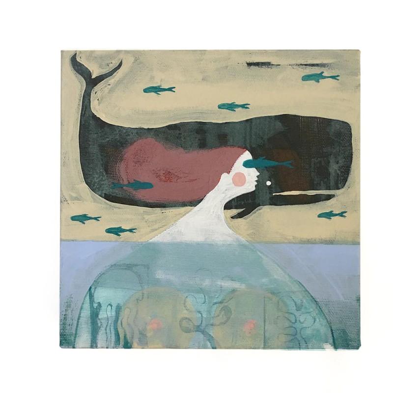 """""""Jonah"""" by Elisabetta Reicher"""