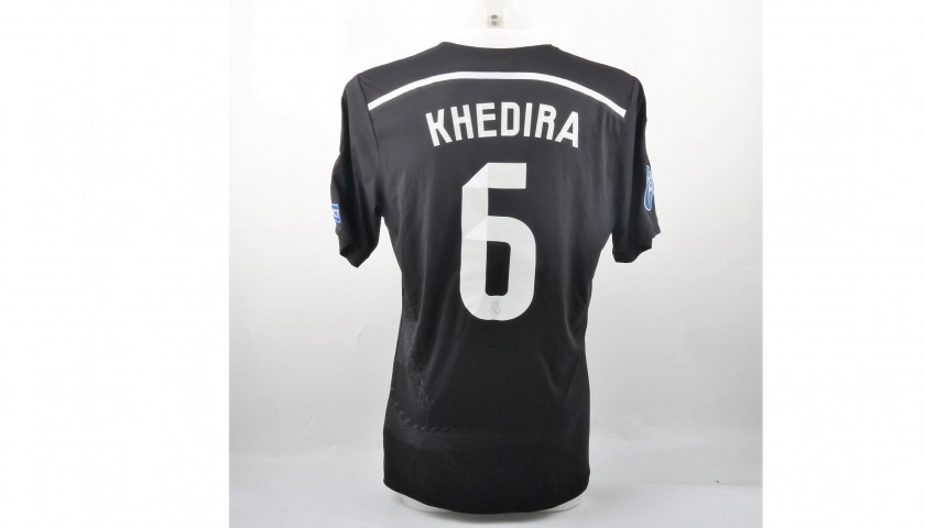 sports shoes 1c0aa 98452 Khedira's Match-Issued Shirt, Juventus-Real Madrid 5/05/2015 - CharityStars