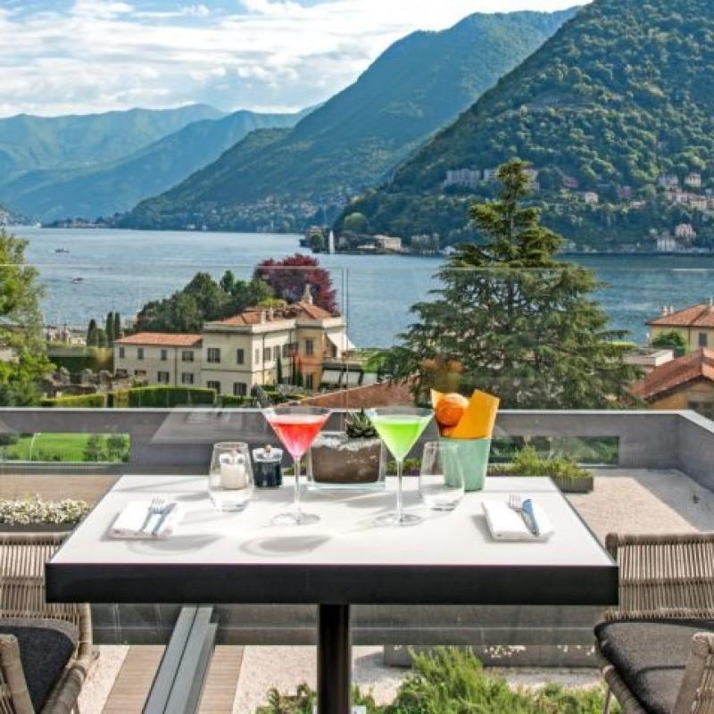 2-Night Stay at Hilton Lake Como + Seaplane Experience