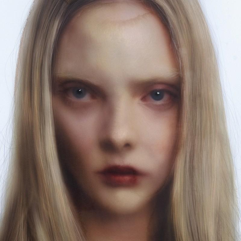 Digital Portraits by Federico Lombardo