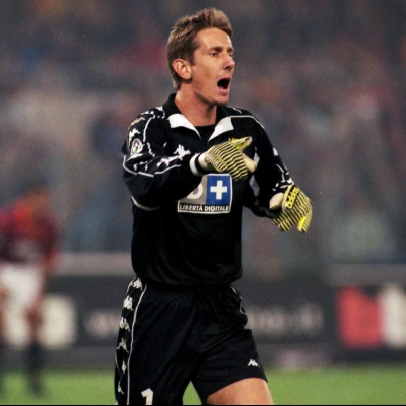 Van der Sar's Juventus Match Shirt, Serie A 1999/00