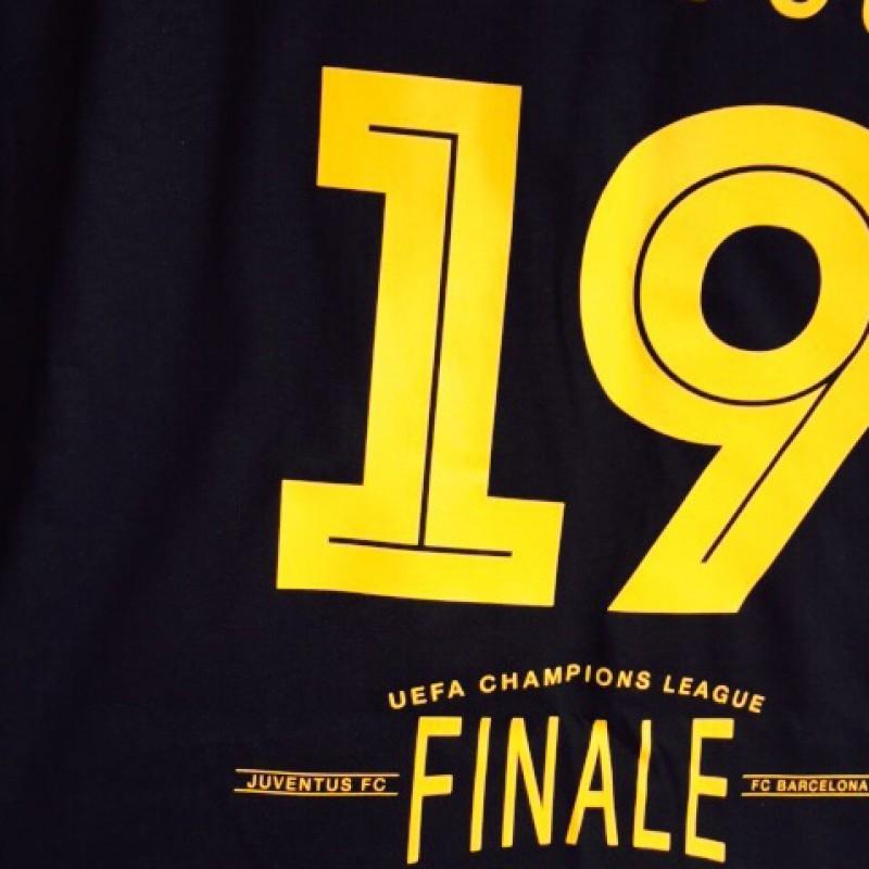 "Leo Bonucci T-Shirt ""sciacquatevi la bocca"", UEFA Champions League final"