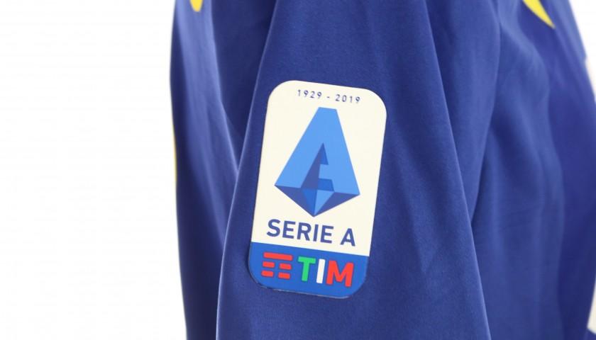 Terracciano's Match-Issued Shirt, Hellas Verona-Atalanta 2020
