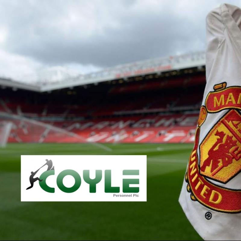 4 Tickets to Manchester United v Brighton - Premier League