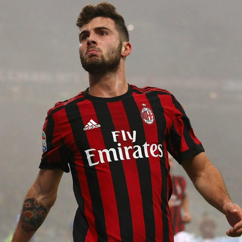 Dine with Cutrone and Receive his Signed AC Milan Shirt