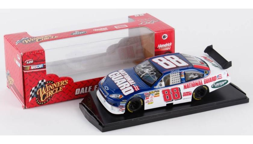 Dale Earnhardt Jr. Signed 2008 NASCAR #88 Car