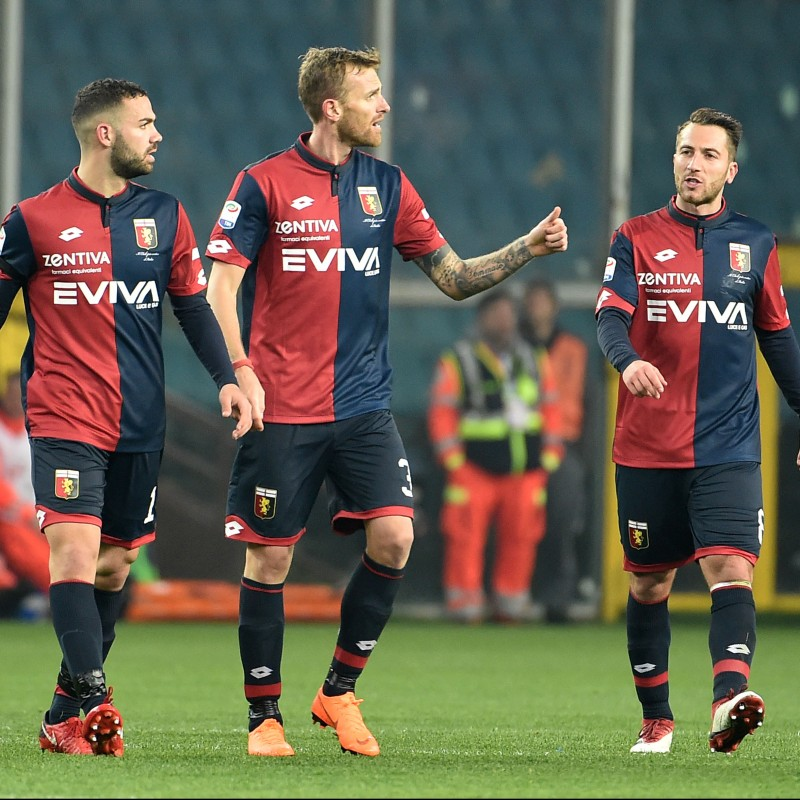 Watch the Genoa-Spal Match from Tribuna Centrale Seats with Hospitality
