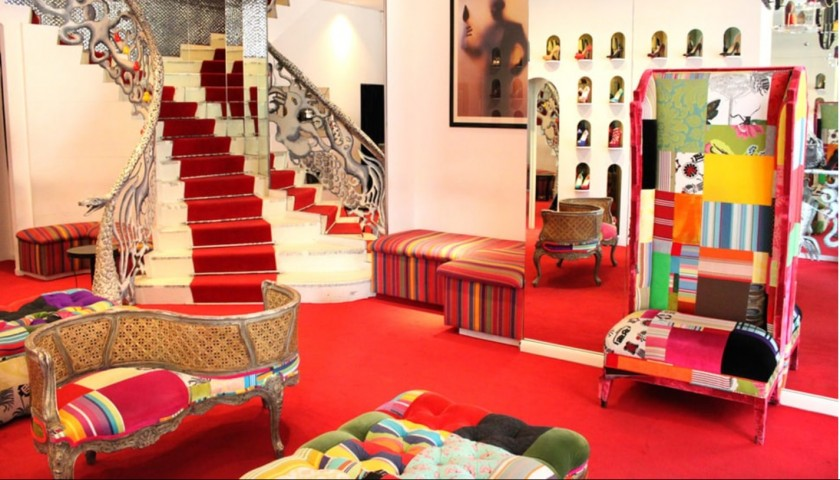 Ladies Private Louboutin Experience