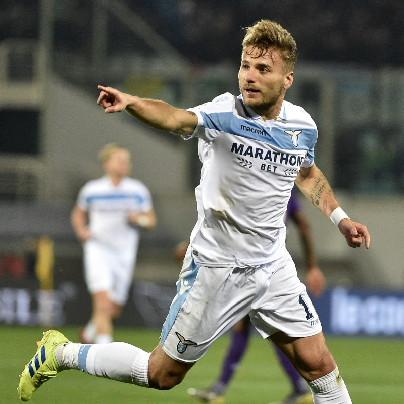 Adidas Boots Issued to Ciro Immobile