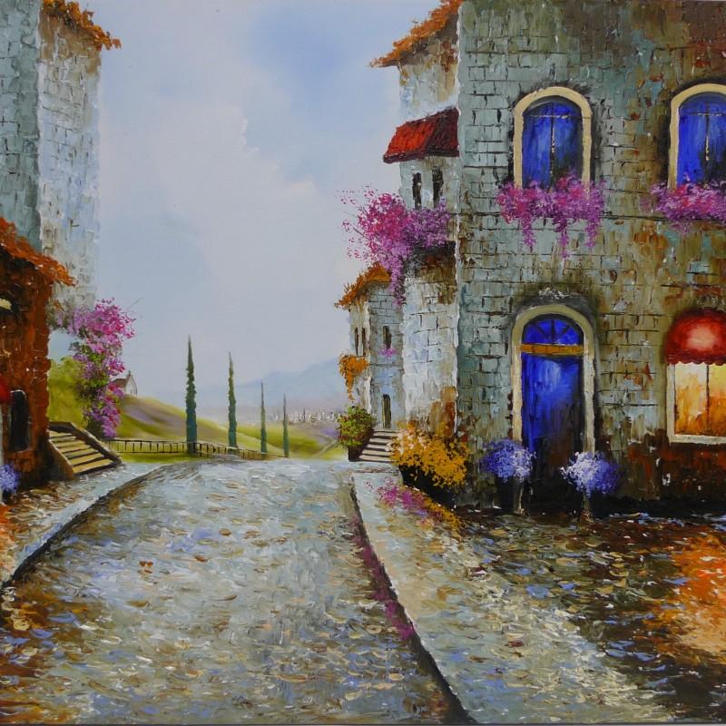"""""""Memories of Tuscany"""" by Claudio de Almeida"""