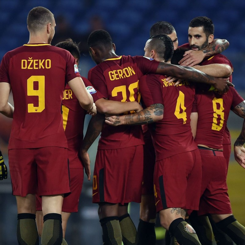 Watch the Roma-Spal Match from the Tribuna d'Onore + Hospitality